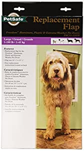 PetSafe Large Replacement Flap for PetSafe Freedom Door