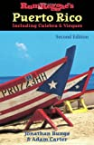 img - for Rum & Reggae's Puerto Rico, Including Culebra & Vieques (Rum & Reggae series) book / textbook / text book