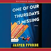 One of Our Thursdays is Missing: A Novel | Jasper Fforde