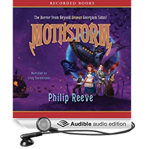 Mothstorm: The Horror from Beyond (Unabridged)