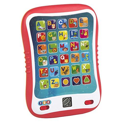 WinFun - Tableta educativa con luz y sonidos (Colorbaby español) (Colorbaby 2271-34 )