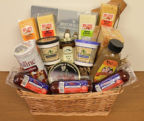 DeliDirect Gourmet Meat & Cheese Basket image
