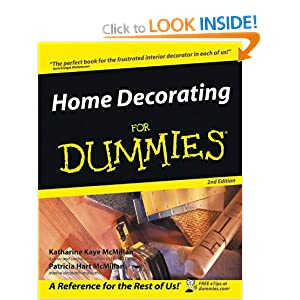 home decorating for dummies general trade