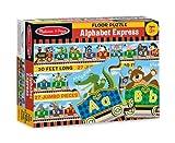 Melissa & Doug Alphabet Express Floor Jigsaw Puzzle 14420