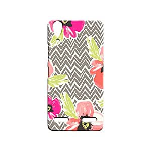 ROCKY Designer Printed Back Case / Back Cover for Lenovo A6000 / A6000 Plus (Multicolour)