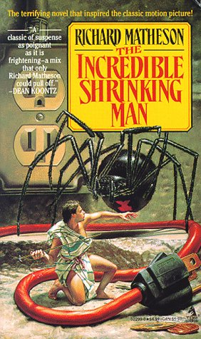 Image for The Incredible Shrinking Man (Tor Horror)