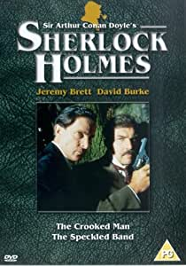 Sherlock Holmes: The Crooked Man/The Speckled Band [DVD]