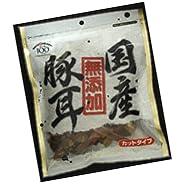 国産 無添加豚耳(カットタイプ)150g × 25個 【まとめ買い ケース販売】