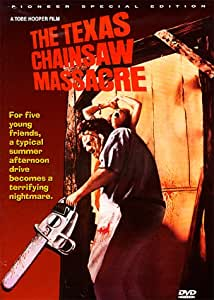 The Texas Chainsaw Massacre [Import USA Zone 1]