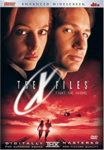 "Cover of ""The X-Files: Fight the Future"""