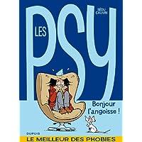 Les Psy - La compil - tome 1 - Bonjour l'angoisse ! T1