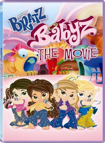 bratz babyz the movie dvd 2006