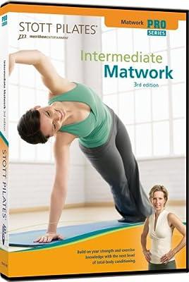 Stott Pilates Intermediate Matwork DVD-3rd Edition