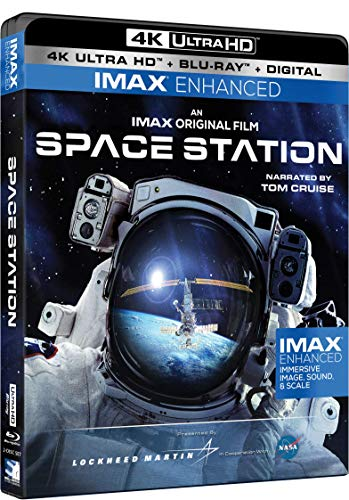 4K Blu-ray : Space Station (imax) (2 Discos)