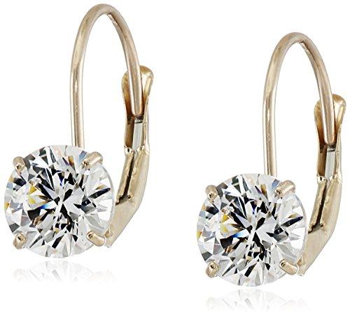 10k-yellow-gold-swarovski-zirconia-round-lever-back-earrings-2-cttw