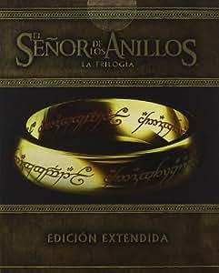 El Señor de los Anillos: Trilogía (Edición Extendida) [Blu-ray]