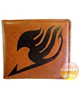 Fairy Tail bi-fold anime wallet by Sunset Gifts