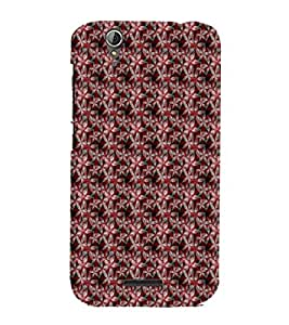 Ebby Premium Printed Back Case Cover With Full protection For Acer Liquid Z630 / Acer Liquid Z630S (Designer Case)