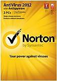 Norton Antivirus 2012 - 1 User / 3 PC [Old Version]