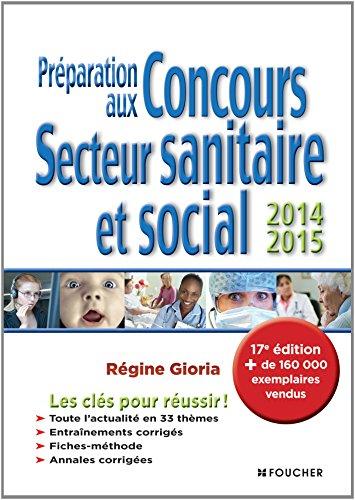 Préparation aux Concours Secteur sanitaire et social
