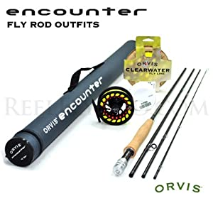 Orvis Encounter 5-weight 9
