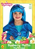 Blueberry Muffin Wig Costume Accessory