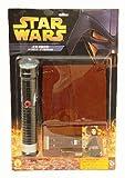 Costume Officiel Star Wars Jedi Enfant 6/9 ans Kit complet incluant le Sabre Laser Taille unique