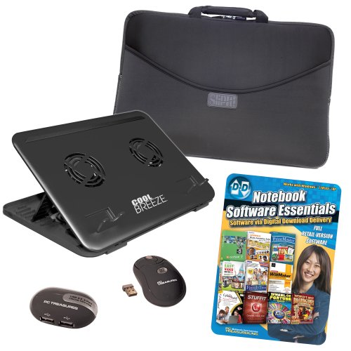 PC Treasures Computer Accessory Kit  Digital