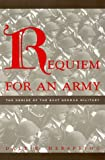 img - for Requiem for an Army book / textbook / text book