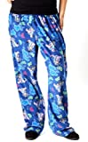 Disney Eeyore Winnie Pooh Fleece Pant Lounge Pajama Drawstring