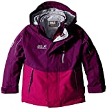 Jack Wolfskin Crosswind 3in1 Jacket Kids