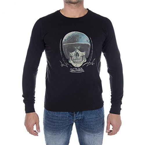 von-dutch-camiseta-para-hombre-negro-xxxl