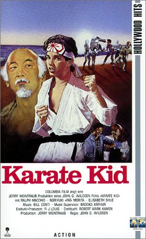Karate Kid [VHS]