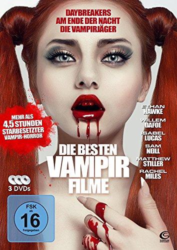 Die besten Vampirfilme - 3 Blockbuster in einer Box (3 DVDs)