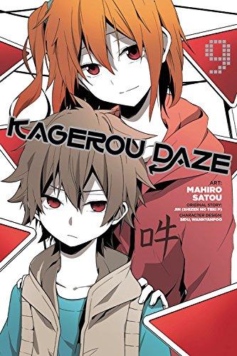 Kagerou Daze, Vol. 9 (manga) (Kagerou Daze Manga) [Jin (Shizen no Teki-P)] (Tapa Blanda)