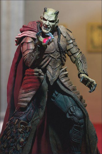 Picture of McFarlane Wishmaster - The Djinn - Movie Maniacs Action Figure (B00006L59D) (McFarlane Action Figures)