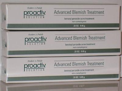 Proactiv Solution Advanced Blemish Treatment Set Of 3