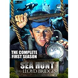 Sea Hunt: Season 1 - Digitally Remastered