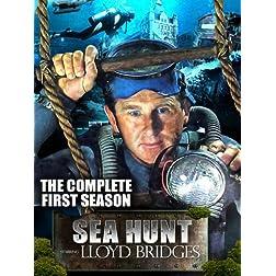 Sea Hunt: Season 1 - Digitally Remastered