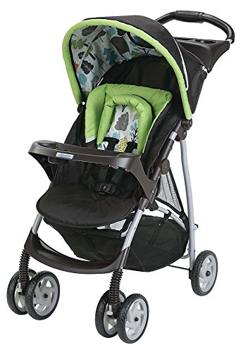 Discover Bargain Graco Click Connect Literider Stroller, Bear Trail