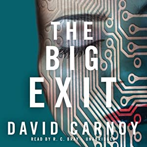 The Big Exit Audiobook