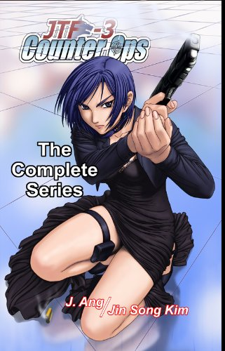 JTF-3 Counter Ops (Manga Comic Book Graphic Novel) (290 page Counter-Terrorism Series Collection)