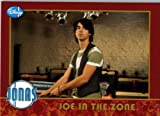 2009 Topps Jonas Brothers Trading Card #14 JOE IN THE ZONE