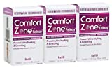 Comfort Zone 48 ml Refill Bottles 3-Pack