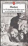 echange, troc G. Flaubert - Le Dictionnaire des idées reçues