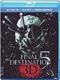 Final Destination 5 (3D) (Blu-Ray+Blu-Ray 3D) [Italia] [Blu-ray]