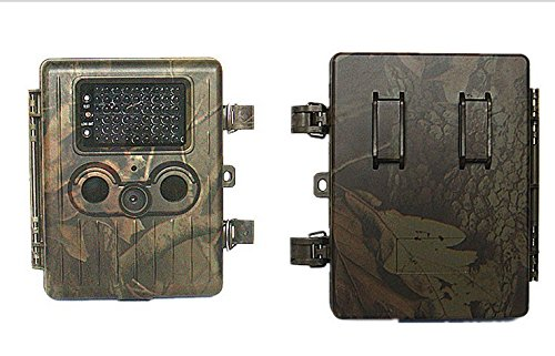 Fdl Infrared Trail Camera With Night Vision, No Glow, Support Mms & Email(Only Support Non Ssl Email Address), 36 Ir Leds, Invisible At Night+16Gb Sd Card