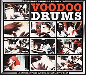 Soul Jazz Records Presents Voodoo Drums [12 inch Analog]