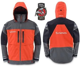 Simms Prodry Gore-Tex Jacket Steel Grey XXL