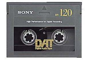 ソニー DATカセット120分 DT-120RA